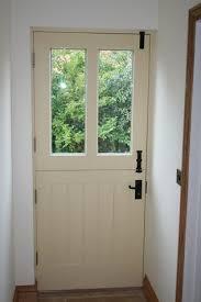 Stable back door