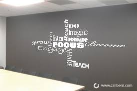inspirational signs for office. Wall Mural Inspirational Signs For Office 1