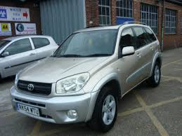 Used 2004 Toyota RAV-4 Xt3 VVT-I for sale in London | Autotrust Cars