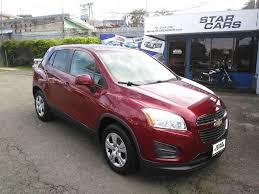 Used Car | Chevrolet TRAX LS Costa Rica 2013 | CHEVROLET TRAX LS ...