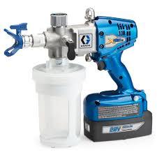 portable paint spraying machine shipyard xforce hd