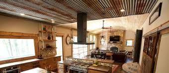 photo 5 of 9 reclaimed corrugated metal sheets rug designs corrugated metal ceilings 5