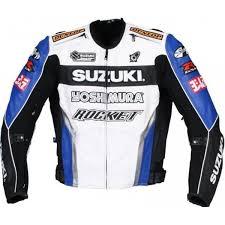 suzuki joe rocket leather jacket