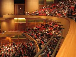 Dpac Durham Performing Arts Center View From The Upper
