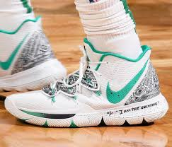 Kyrie 5 Custom Design Kyrieirving Brought Out A New Nike Kyrie 5 Colorway Tonight
