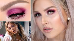 ariana grande side to side makeup tutorial shaaanxo