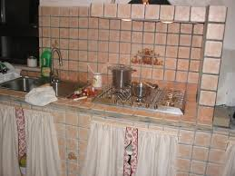 Vovell.com soggiorni moderni con la cucina a vista