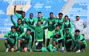 مشاهدة مباراة المنتخب السعودي الأولمبي و المنتخب الليبيري بث مباشر مباراة  ودية