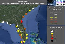 Four Storm Surges In One Storm Perspective On Irmas Wild