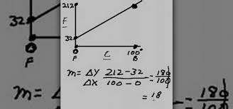 how to do celsius to fahrenheit temperature conversion math wonderhowto