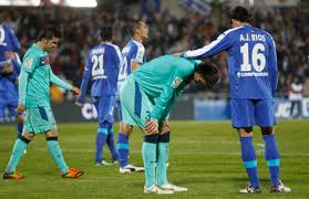Barcelone Getafe streaming direct streaming en Direct