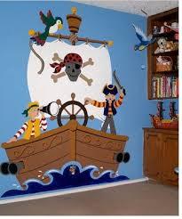 love this mural kids room murals