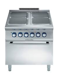 Electric Range Cooker Commercial Electric Plate Range On For Elegant