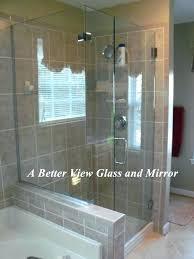 diy shower door shower door glass shower enclosure glass shower enclosure shower door replacement diy frameless
