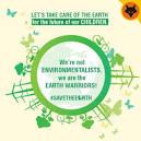 Essay on green world a better world