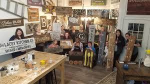 Wine And Design Leonardtown Leonardtown Md Board Brush Is Now Open Book A Diy Workshop