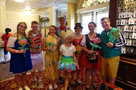 mickey s not so scary party 2019 it s a small world costumes