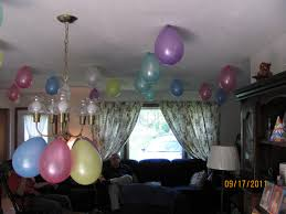 balloon centerpieces without helium es