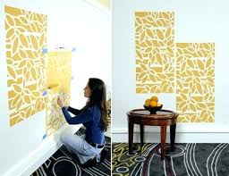 simple wall paint design ideas paint the walls creative ideas wall templates including easy creative wall