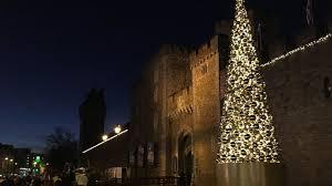 Britainu0027s U0027worstu0027 Christmas Tree Slammed On Facebook By Stockton Worst Christmas Tree