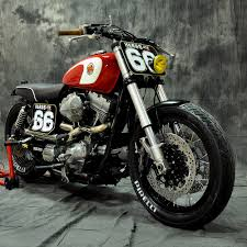 remaking the harley dyna street tracker style bike exif