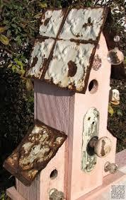 Rustic Birdhouses 416 Best Birdhouses Images On Pinterest