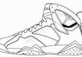 Air Jordan Coloring Pages Coloring Coloring Pages With Air Vi Low
