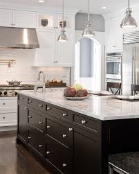 depending on the size and length of your island the pendants should be evenly spaced out this shorter kitchen island below has two evenly spaced pendants