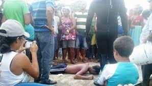Resultado de imagem para homem morre afogado em açude