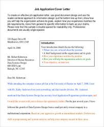 44 examples of formal letters should a cover letter be double spaced