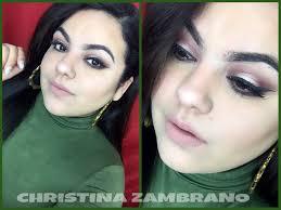 too faced chocolate bar makeup tutorial by christina zambrano 2016 04 27