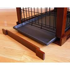 furniture style dog crates. Merry-Products-End-Table-Pet-Crate-with-Cage- Furniture Style Dog Crates