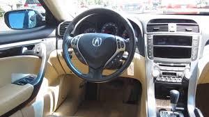 2007 Acura TL, Black - STOCK# 12582P - Interior - YouTube