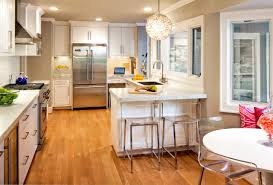 Furniture Colors For Small Kitchens With White Kitchen Cabinets And