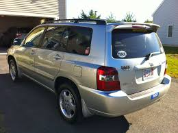 COAL: 2004 Toyota Highlander – My First Car