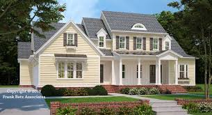 lake house plans. Elevation Lake House Plans N