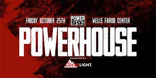 Powerhouse At Wells Fargo Center On 25 Oct 2019 Ticket