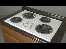 electric range top. Electric Range Top I