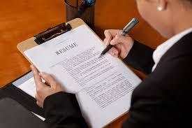 Rsum Writing | Lawrence University within Resume Preparation