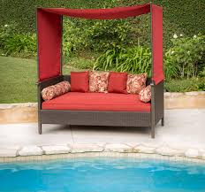 Round Outdoor Bed Outdoor Bed Ideas A Momadvice