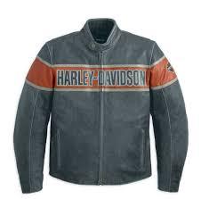 harley davidson men s victory lane leather jacket 98057 13vm wisconsin harley davidson
