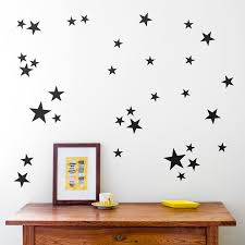 jjrui 21colors stars vinyl girls bedroom wall decals stickers gold stars wall art decals home decoration on star wall art designs with jjrui 21colors stars vinyl girls bedroom wall decals stickers gold