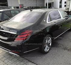 2018 maybach 560. Contemporary 560 LuxCarTuningcom Maybach  EXCLUSIVE In LuxCarTuning Full Upgrade Body  Kit MAYBACH S560 X222 You Can Your S Class W222 Or S600 201316  Throughout 2018 Maybach 560