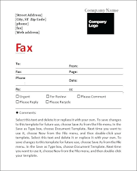 fax cover sheet medical fax cover letter sheet resume creator simple source