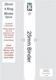 Binder Template Spine Metabots Co