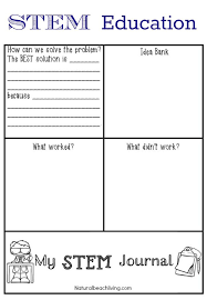 STEM Education for Preschoolers - Ideas and Printables ...