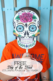 best day of dead ideas day of dead makeup  day of the dead mask printable