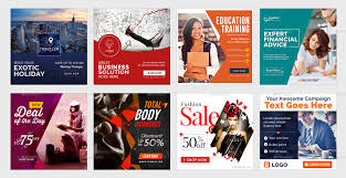 Instagram Banner Design Instagram Ad Templates 100 Banners