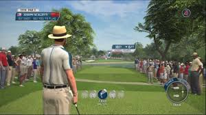 tiger woods 14 simulation career gameplay walkthrough part 55 round 2 at colonial