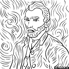 Small Picture Vincent Van Gogh Coloring Book Coloring Coloring Pages